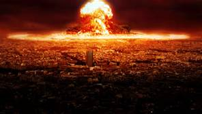 Nuclear Bomb Image