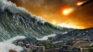 tsunami asteroid