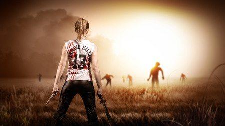 Zombie Apocalypse and Pandemic
